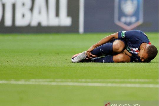 PSG berikan kabar terbaru terkait cedera Kylian Mbappe