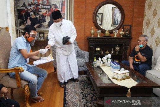 Ketua KPU RI dampingi PPDP coklit ke rumah Gus Ipul dan Dahlan Iskan