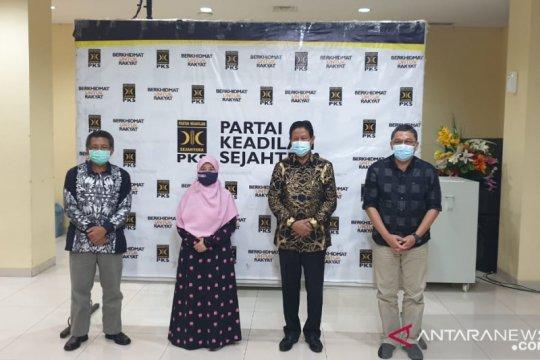 PKS-Hanura usung Isdianto-Suryani pada Pilkada Kepri 2020