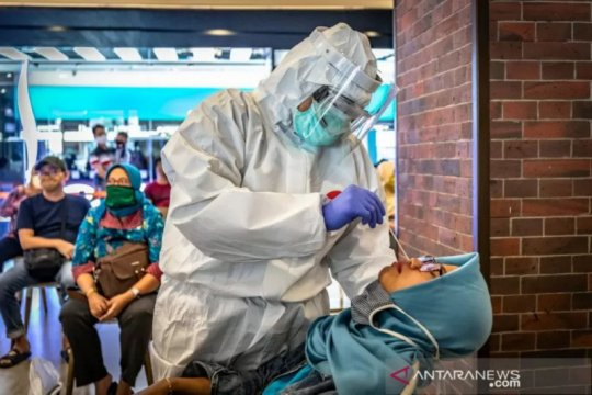 Dokter RSA UGM tegaskan tes usap aman dan tidak merusak otak