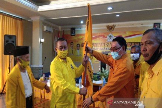 Nur Untung terpilih sebagai Ketua DPD Golkar Batang