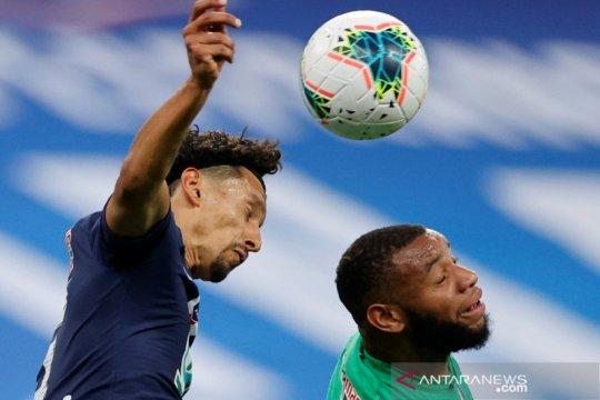 Olympiakos rekrut pemain Prancis Yann M'Vila