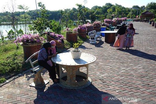 Ekowisata Mangrove Medokan Sawah Surabaya tambah wahana baru