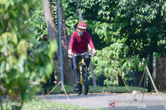 Presiden Jokowi dan Ibu Negara dipastikan negatif COVID-19