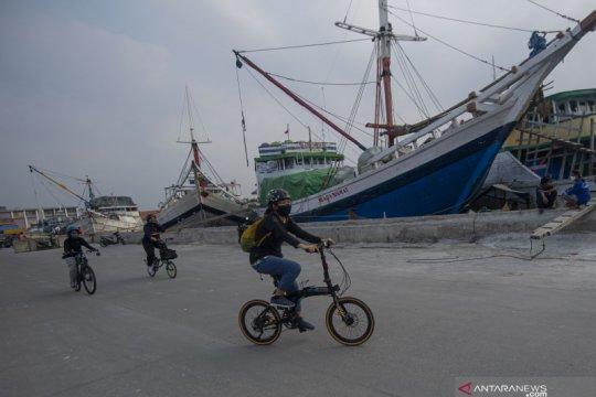 Berwisata di Pelabuhan Sunda Kelapa