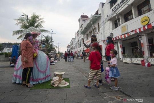 BMKG prakirakan cuaca tujuh destinasi wisata di Jakarta