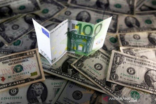 Dolar jatuh ke terendah hampir 3 bulan, investor serbu uang berisiko