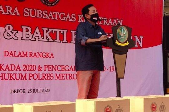 KPU ajak warga pastikan sudah terdaftar di Pilkada Depok 2020