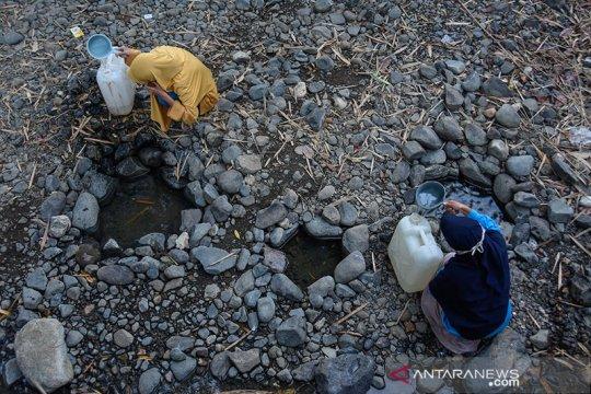 BMKG: Empat kabupaten berstatus Awas kekeringan meteorologis