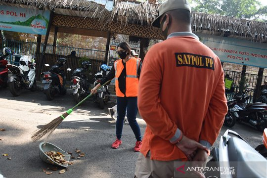 Perda Penanggulangan COVID-19 di DKI Jakarta atur sanksi pidana