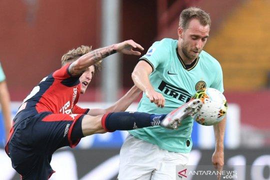 Klasemen Liga Italia setelah Inter menyodok ke peringkat kedua