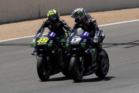 Tekanan Rossi ke Yamaha membuahkan podium pertama musim ini