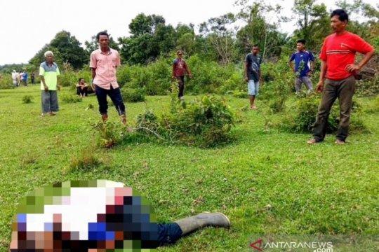 Seorang petani di Aceh Barat ditemukan tewas