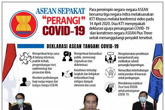 ASEAN sepakat 'perangi' COVID-19
