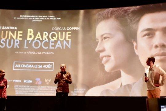 Film Une Barque Sur L'Ocean di 70 tahun hubungan Indonesia dan Prancis