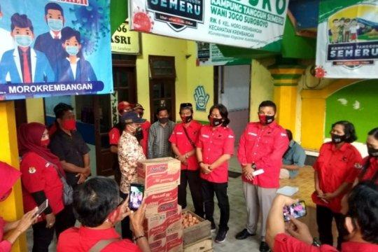 PDIP Surabaya ingatkan kadernya bantu rakyat saat bencana