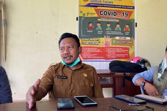 Kasus positif COVID-19 di Gorontalo Utara capai 52 jiwa