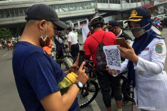 Panduan bersepeda aman saat pandemi