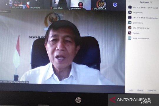 Anggota DPD: Bantuan pemerintah harus sesuai dengan kebutuhan petani