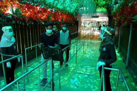 Kebun Binatang Surabaya dibuka kembali 27 Juli