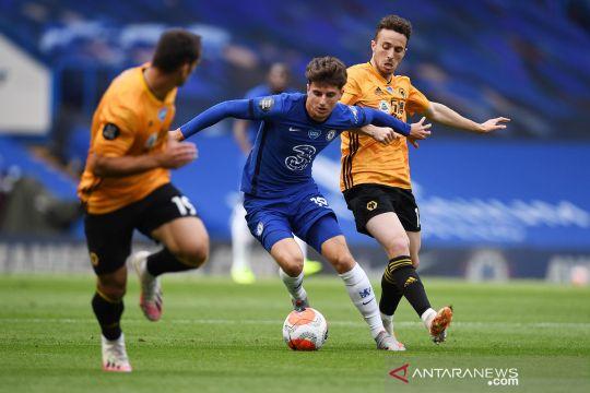 Liga Inggris : Chelsea vs Wolverhampton Wanderers