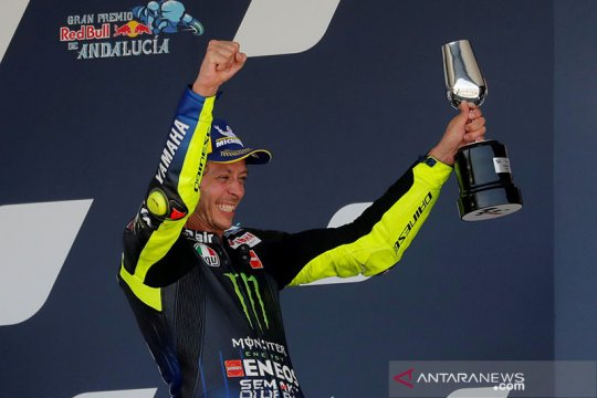 Sejarah singkat Valentino Rossi