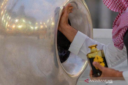 Jamaah haji di Mekkah diminta ikuti langkah pencegahan COVID-19
