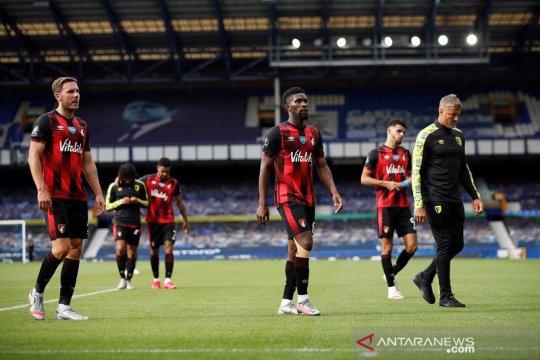 Bournemouth kalahkan Everton, tapi tak selamat dari degradasi
