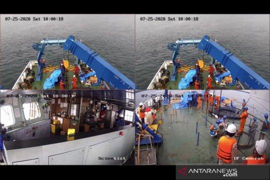 Mendeteksi tsunami lewat kanal akustik di Megathrust Mentawai-Siberut