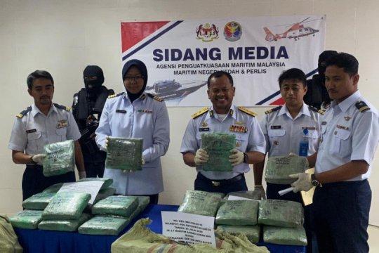 KJRI Penang upayakan akses konsuler lima WNI pembawa 230kg ganja