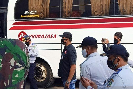 Kabupaten Bekasi mulai denda warga tak bermasker