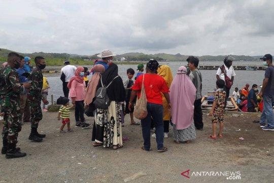 Sejumlah objek wisata di Jayapura mulai dibuka kembali