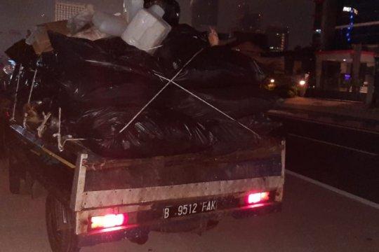 Sudin LH Jaksel temukan pembuang sampah di JLNT Antasari