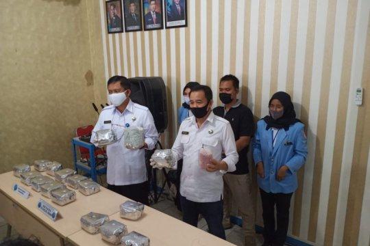 BNN Provinsi Lampung sita 16 kilogram sabu-sabu