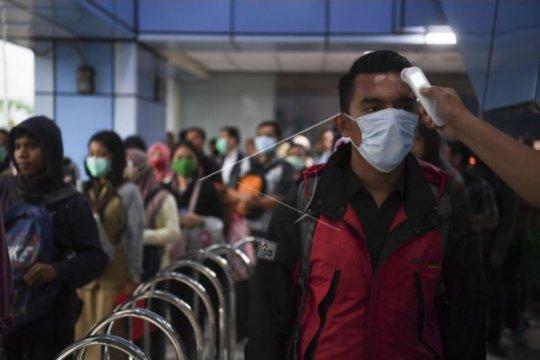 BPBD Pasaman Barat maafkan ajudan ketua DPRD curi thermo gun