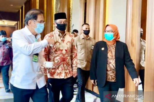 Menteri ATR kumpulkan kepala daerah di Bogor bahas Jabodetabek-Punjur