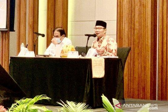 Ridwan Kamil senang Jabodetabek-Punjur diurus oleh kelembagaan