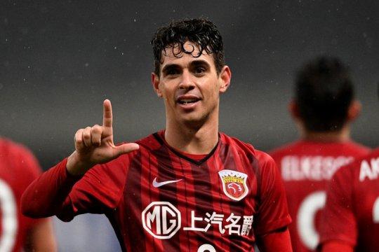 Eks gelandang Chelsea Oscar mengaku ingin bela timnas China