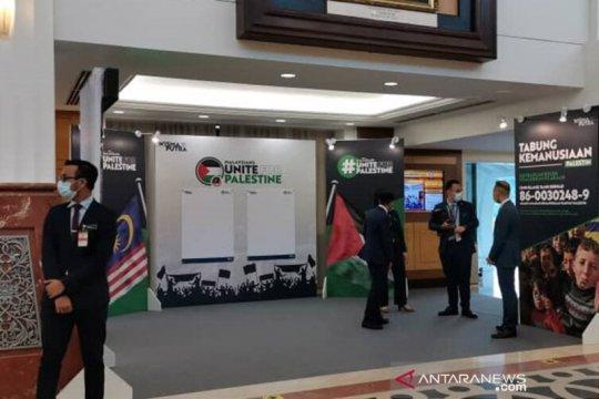 Anggota parlemen Malaysia hadiri kampanye dukung Palestina