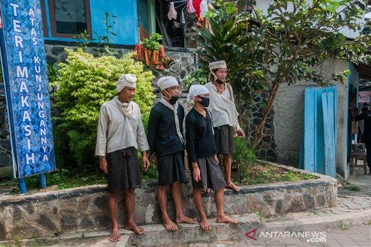 Tetua adat: wisatawan kunjungi Saba Badui wajib protokol kesehatan