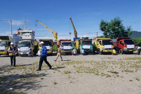 Angkutan barang perintis Damri kini hadir layani Natuna