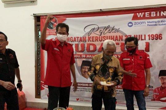 Peristiwa Kudatuli diperingati di  Surabaya