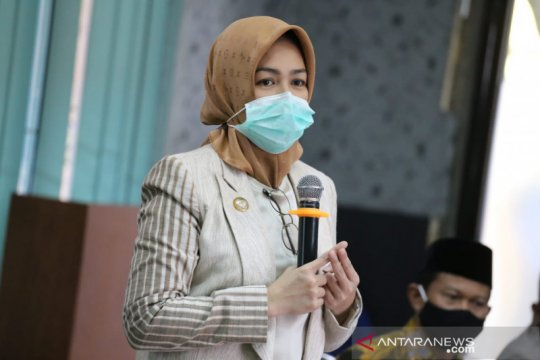Airin: Kesadaran warga Tangsel patuhi protokol kesehatan 83 persen