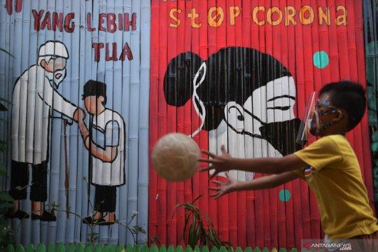 Jumat, kasus positif COVID-19 Jakarta capai 658 orang
