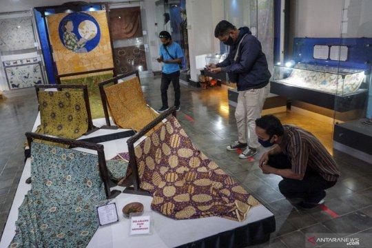 Museum Batik Pekalongan dibuka kembali