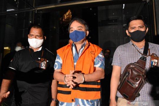 KPK dalami aliran uang ke pihak lain kasus proyek di Kementerian PUPR
