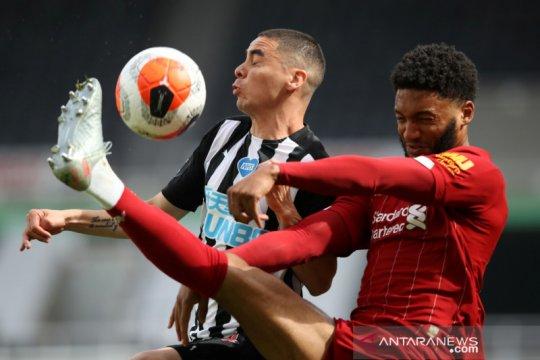 Konsorsium Arab Saudi dikabarkan batal akuisisi Newcastle