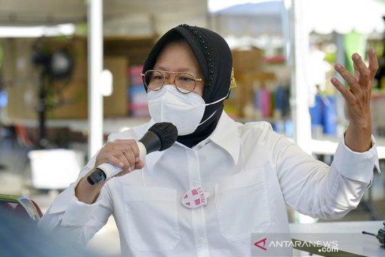 Risma ingin perempuan wirausaha di Surabaya mampu pertahankan bisnis