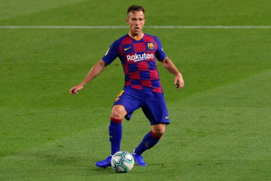 Arthur Melo bakal segera tinggalkan Barcelona