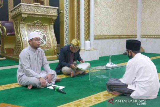 """Lulus tes, empat hafidz Bekasi dapat kambing gratis dari """"Yuuk Qurban"""""""